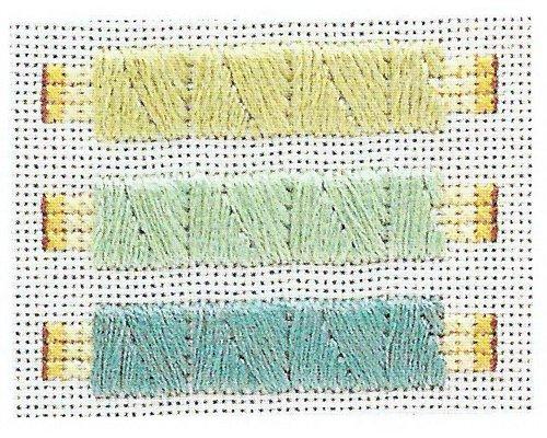 Детали швейных мотивов.